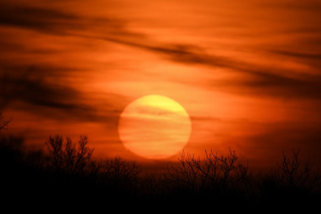 Kansas Sunrise 4-6-19 by kareenking