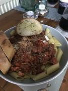 2nd Apr 2019 - Homemade Spaghetti Bolognese