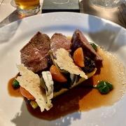 7th Apr 2019 - Posh Lunch