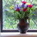 Flowers in the window .... by snowy