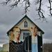 American Gothic Barn by lynnz