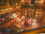 9th Apr 2019 - The Candlelit Sam Wanamaker Theatre