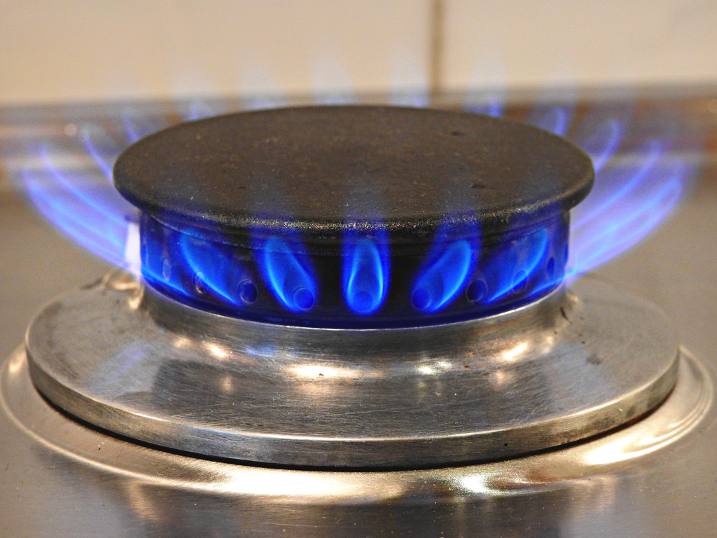 Cooking With Gas by ddw