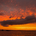 Sunset After the Thunderstorm! by rickster549