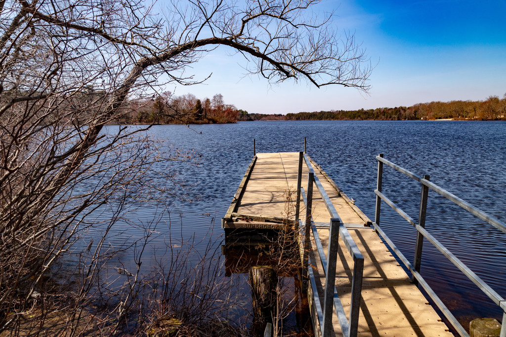 Parvin Lake by hjbenson