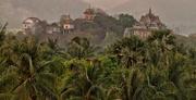 3rd Apr 2019 - Hill top temples