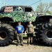 You never outgrow monster trucks