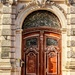 Another Old Door In Budapest