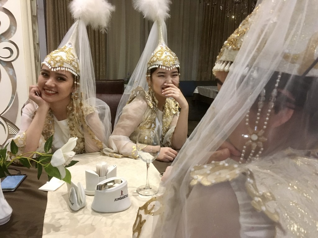 Kazakh traditional  by vincent24