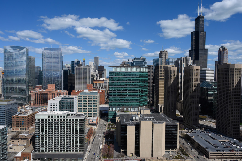 Chicago Skyline 24mm by taffy