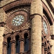 11th Apr 2019 - Cincinnati City Hall Clock Tower