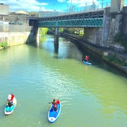 13th Apr 2019 - Paddle boarders