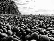 10th Apr 2019 - Iceland's Reynisfjara Beach Stones
