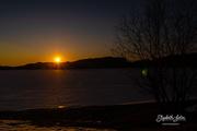 13th Apr 2019 - Sunset on Svorksjøen