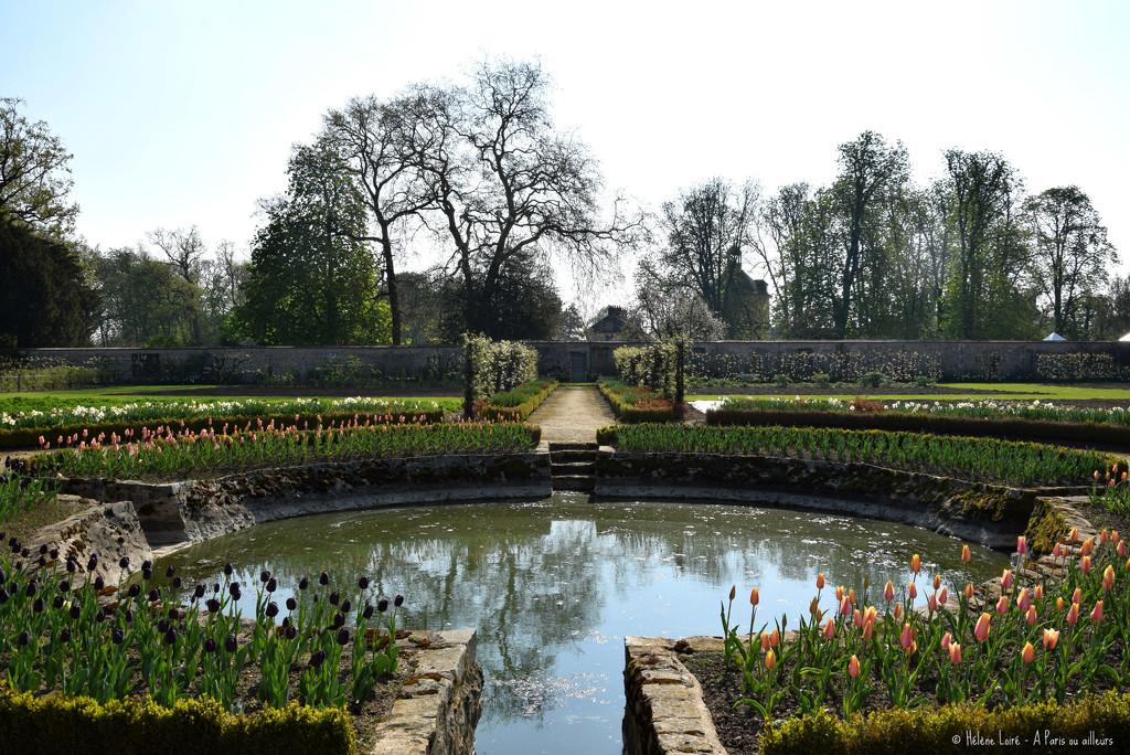 pond  by parisouailleurs