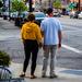 Love at the Crosswalk
