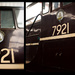Diesel Shunter 7921- collage