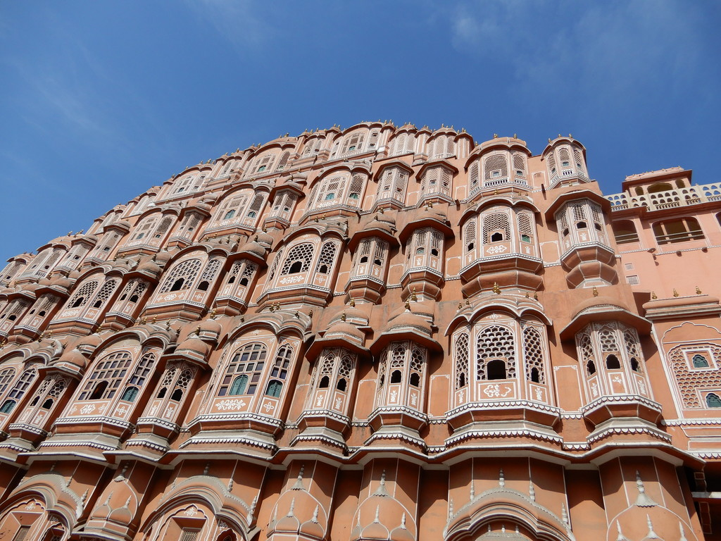 Palace of the Winds, Jaipur by busylady