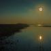 Sunrise over Titchwell Marsh