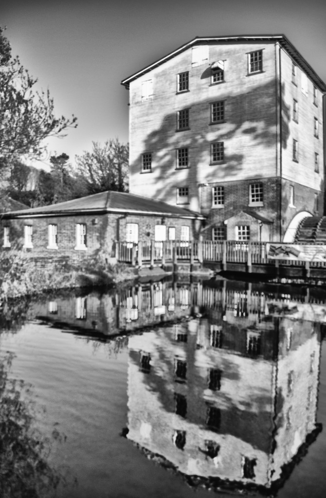 The Old Mill by fbailey