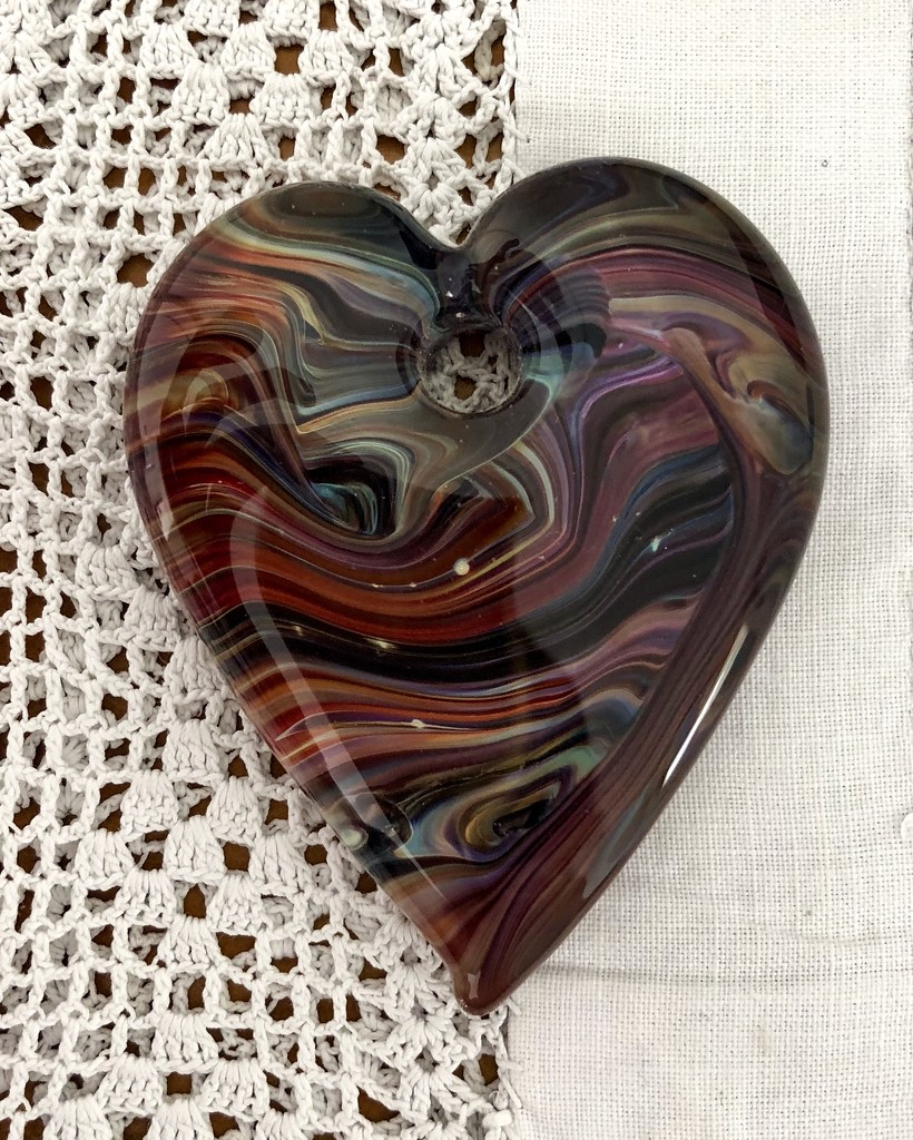 Murano Heart by brigette