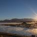 Sunrise in Lake Tekapo