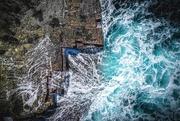 15th Apr 2019 - Wave action