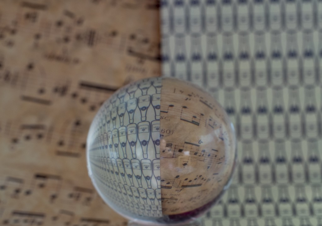 Lens ball for 30 days by bizziebeeme
