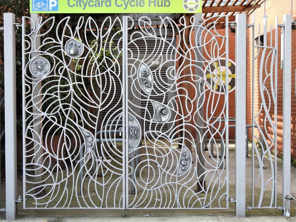 Gates by oldjosh