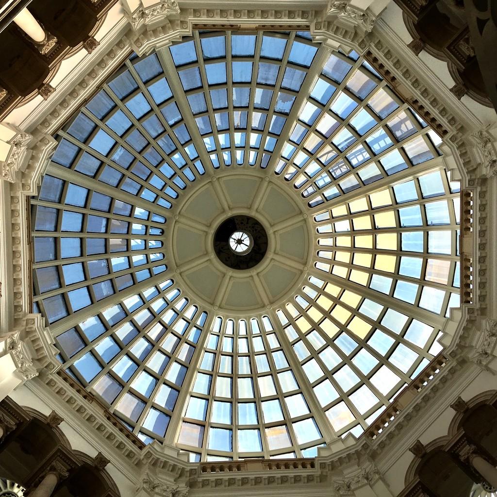 Domed Atrium Tate Britain by rosie00