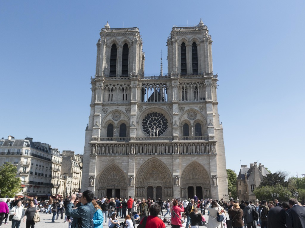 Beautiful Notre Dame by nicolecampbell