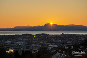 16th Apr 2019 - Sunrise over Trondheim