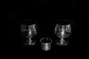 16th Apr 2019 - 30 Shots for April - Day 16: Brandy Goblets + 1