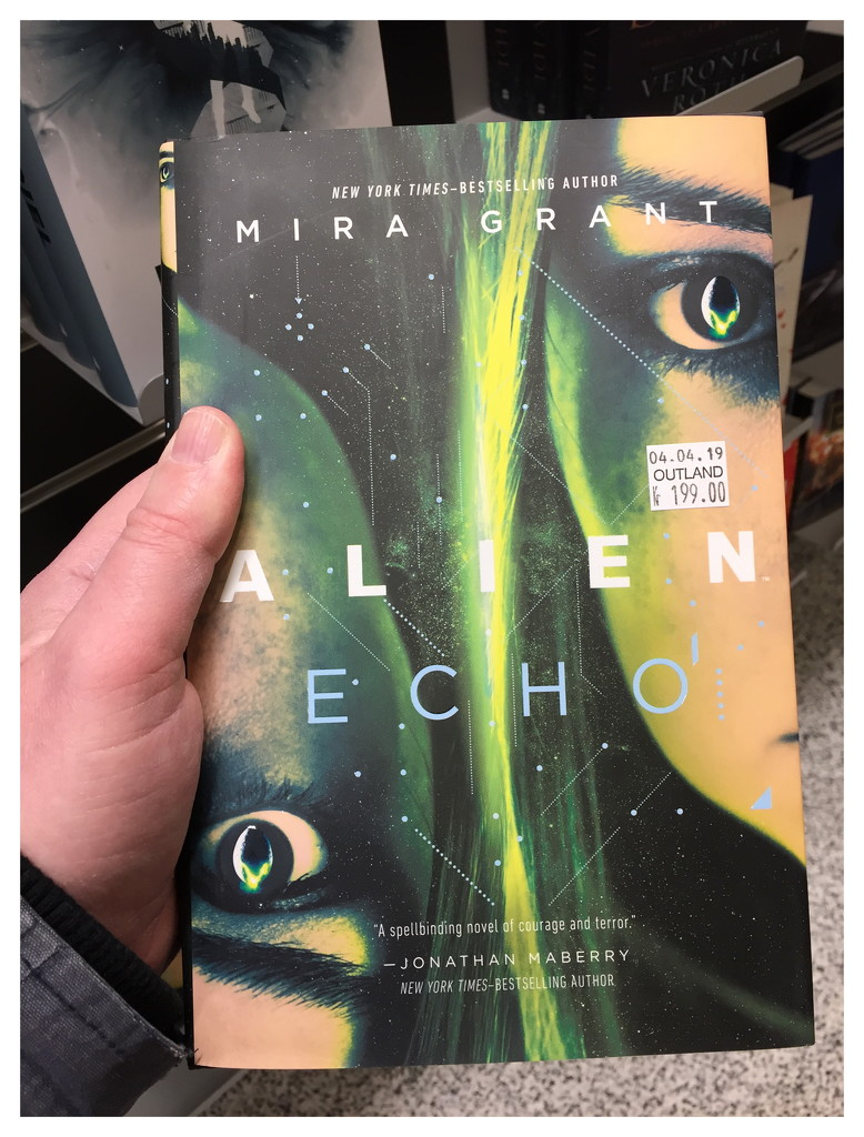 Alien: Echo by bankmann