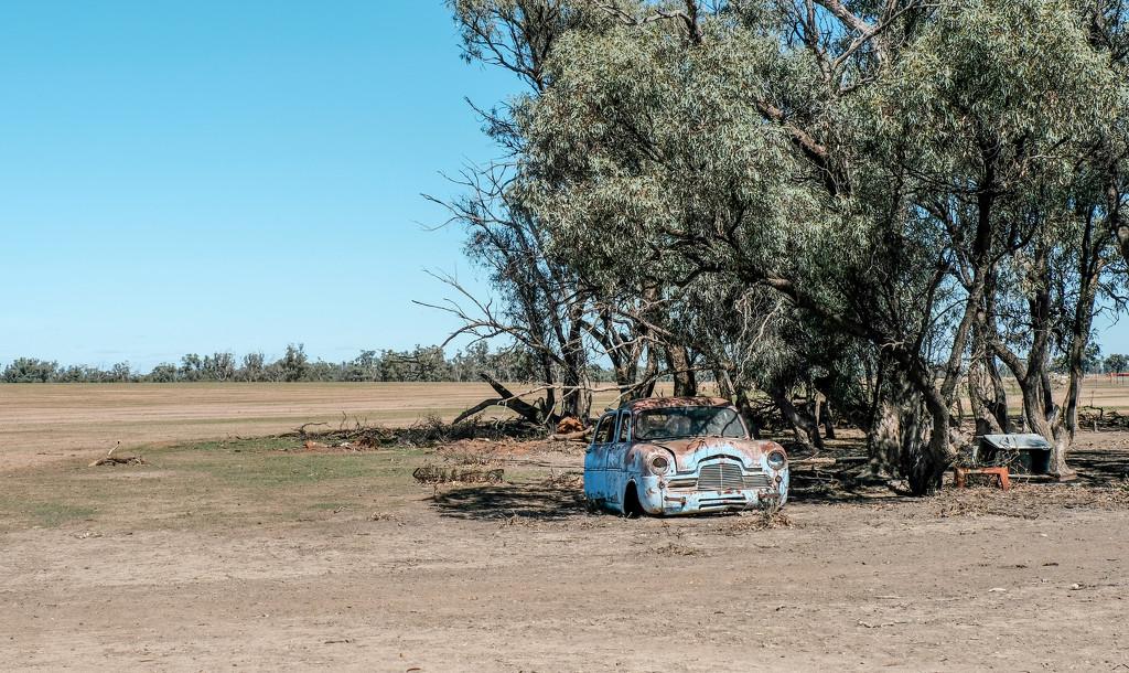 Percy's car by golftragic