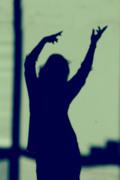 17th Apr 2019 - shadow dancing