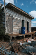 18th Apr 2019 - Old barn