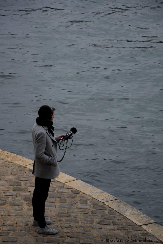 The sound of the Seine by parisouailleurs