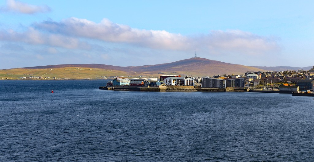 Leaving Lerwick Harbour by lifeat60degrees