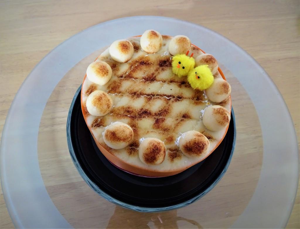 Simnel Cake  by beryl