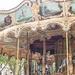 Carrousel belle-époque à Avignon
