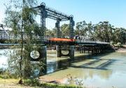 19th Apr 2019 - Lifting span, Swan Hill bridge