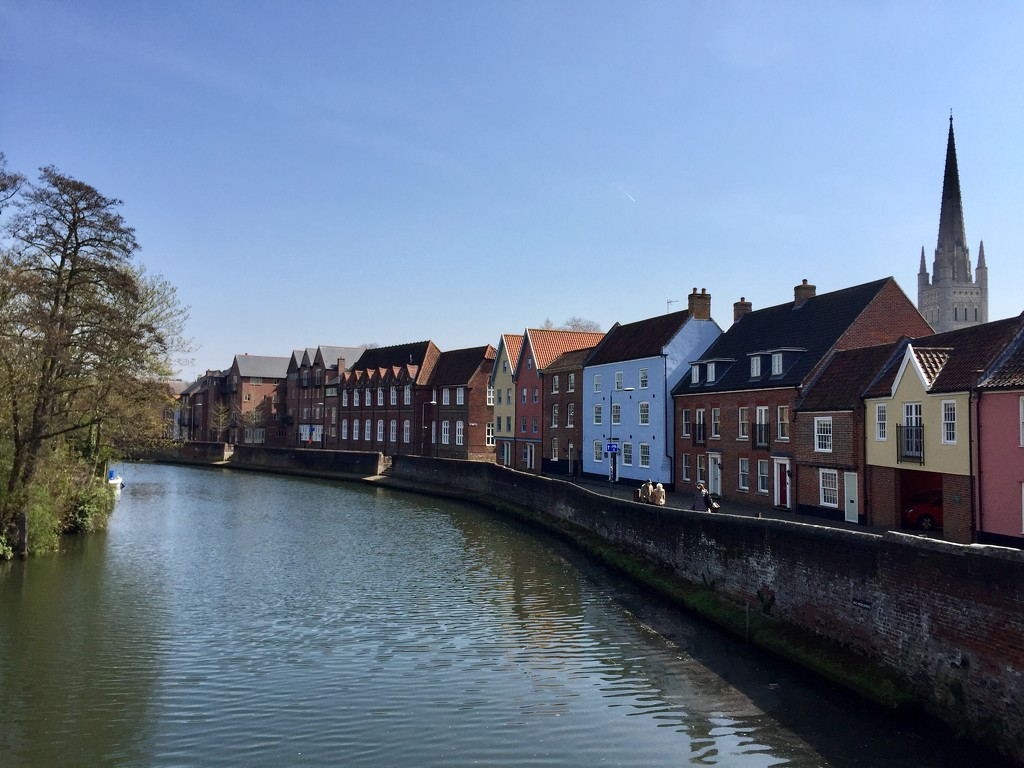 River Wensum by gillian1912