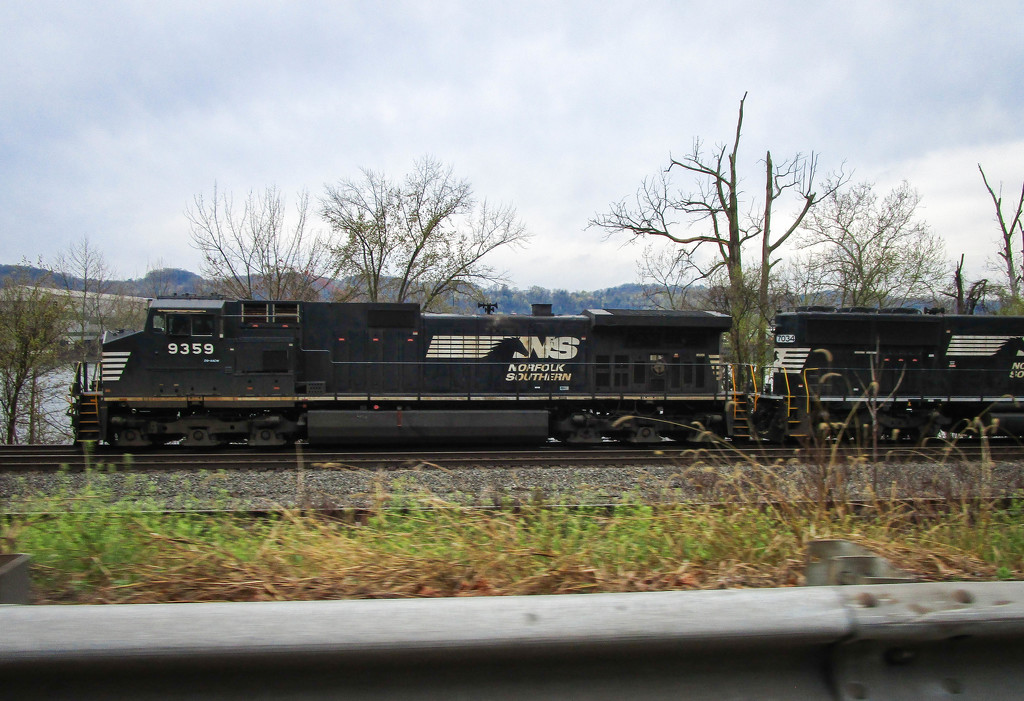 Moving train by mittens