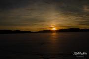19th Apr 2019 - Sunset on Svorksjøen