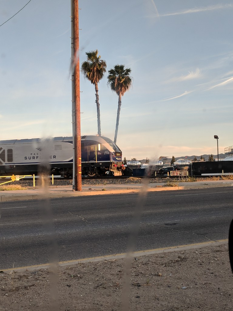 Near Van Nuys Airport by bambilee