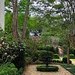 Formal garden, historic district, Charleston, SC