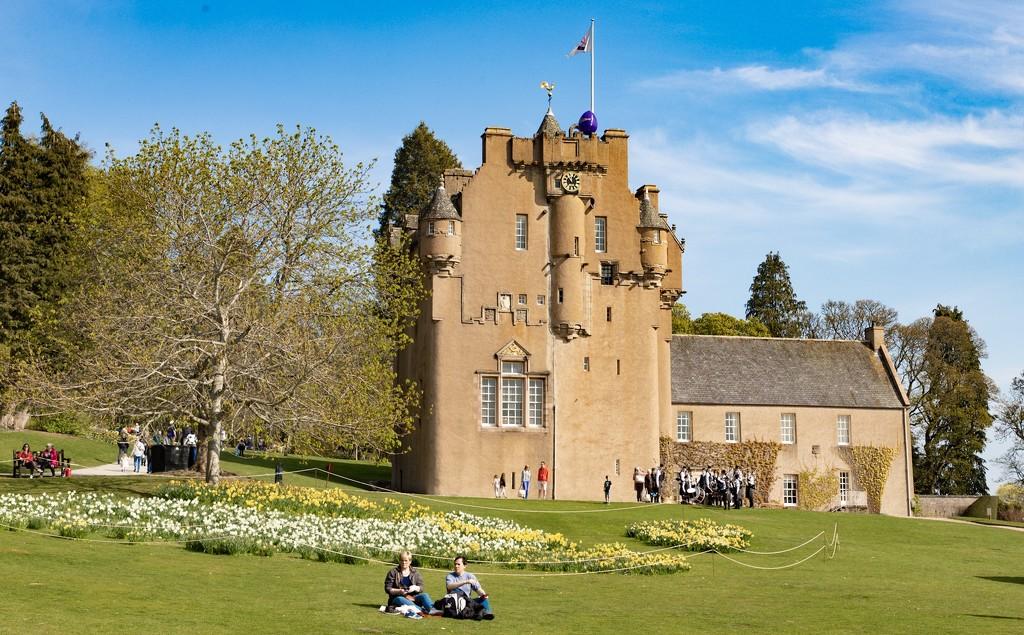 Crathes Castle by lifeat60degrees
