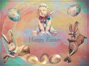 21st Apr 2019 - Wishing everyone a Happy and Blessed Easter.