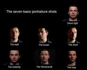 19th Jun 2018 - The Seven Basic Portrait Shots